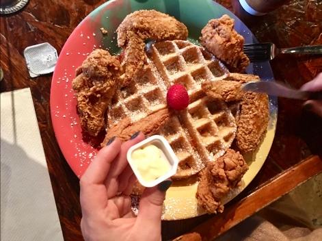BreakfastKlubHoustonChickenWaffles