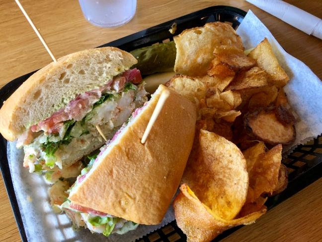 Gulf Coast Sandwich