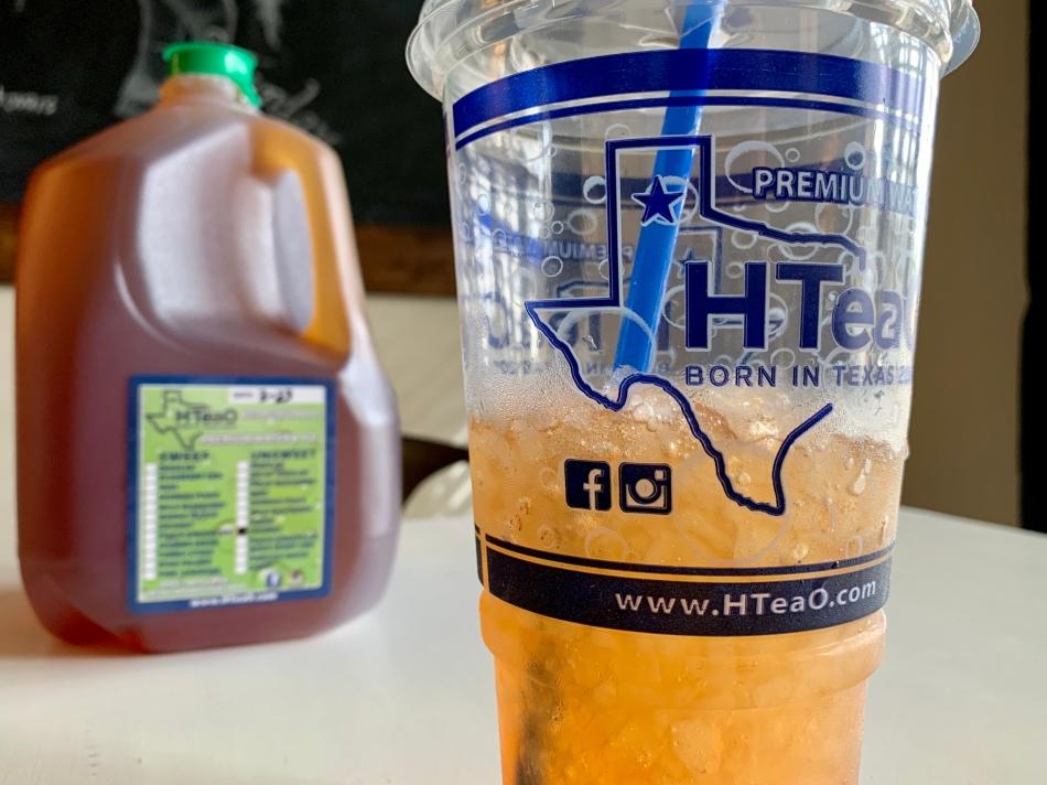 Iced Texas Tea